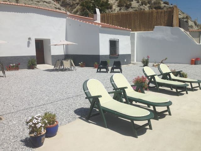 Apartment in Los carriones mit Wi-Fi