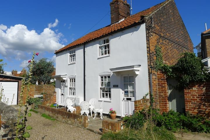 Weavers Cottage 5 Spinners Lane Southwold