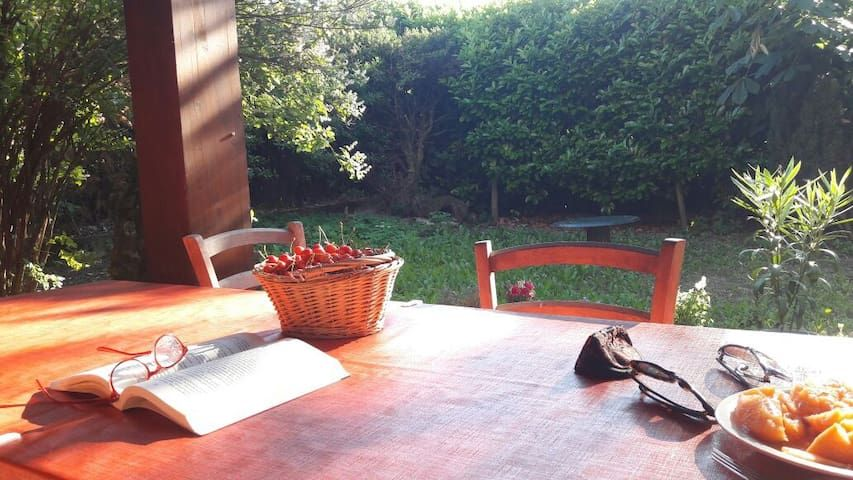 Country House, Piacenza hills