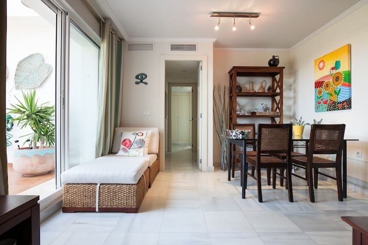 APARTAMENTO PLAYA SERENA (ROQUETAS DE MAR) - LUXURY BEACH & GOLF