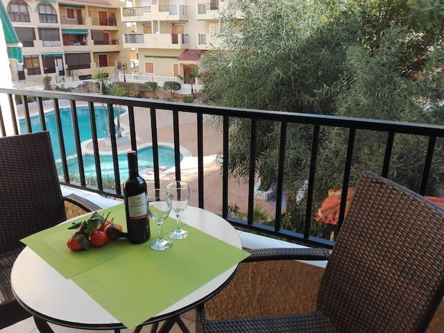 Apartment in Spain 150 m  to  large sandy  beaches