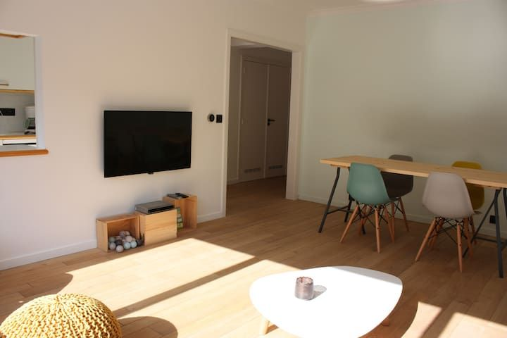 Appartement fonctionnel de 86 m²