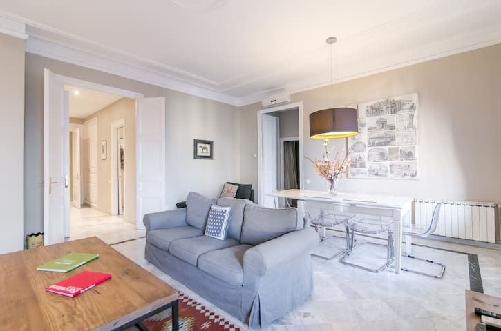 Superior three-bedrooms apartment with terrace