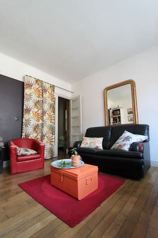 appartment clear and spacious 67m2