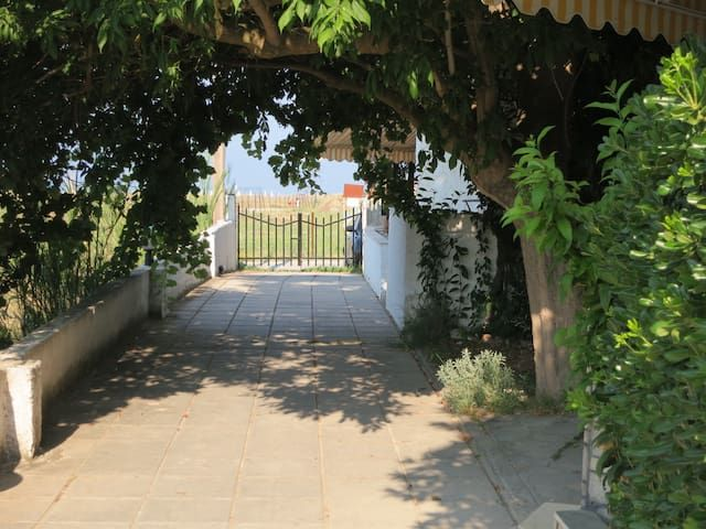 New renovated apartment for four people  in Chalkidiki, Fourka