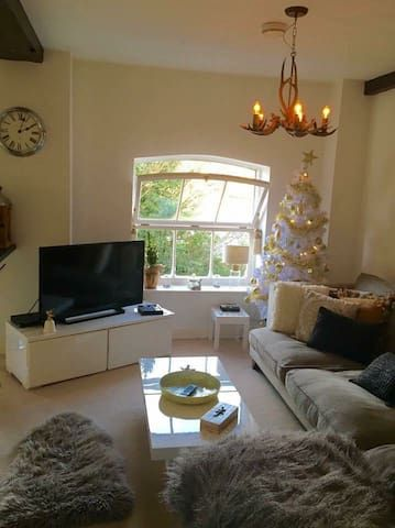 Luxury Apartment in listed water mill dover kent