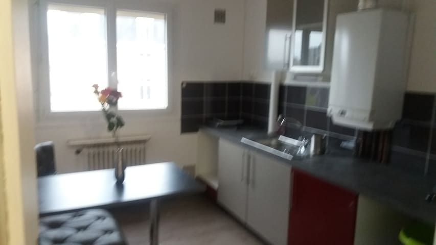 Appartement attractif à 1 chambre
