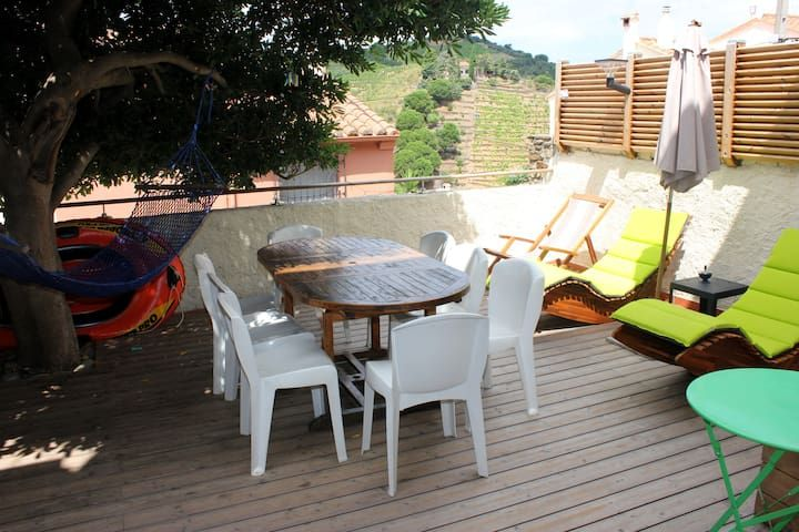 Home rental in Banyuls-sur-Mer