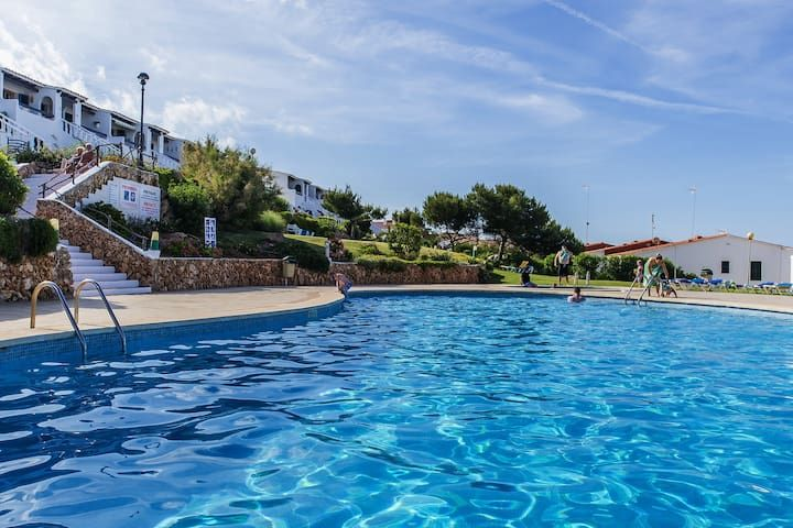 Apartment in Arenal d'en Castell (Minorca)