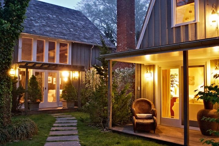 The Graybarn Cottage in the Heart of East Hampton