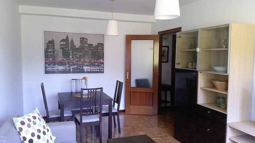 Beautiful and comfy apartment Oviedo with garage