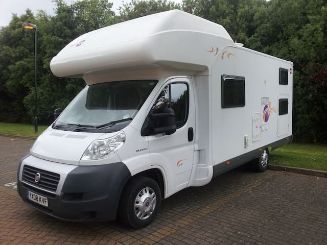 6.5 Berth Motorhome for hire