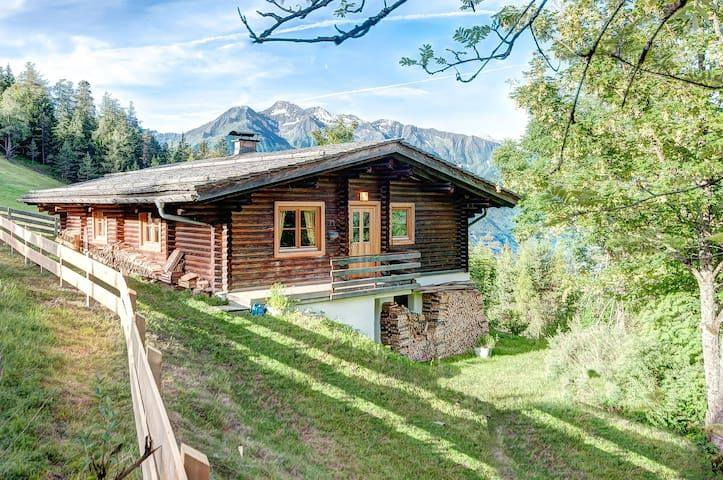 Romantic Chalet with Fantastic View