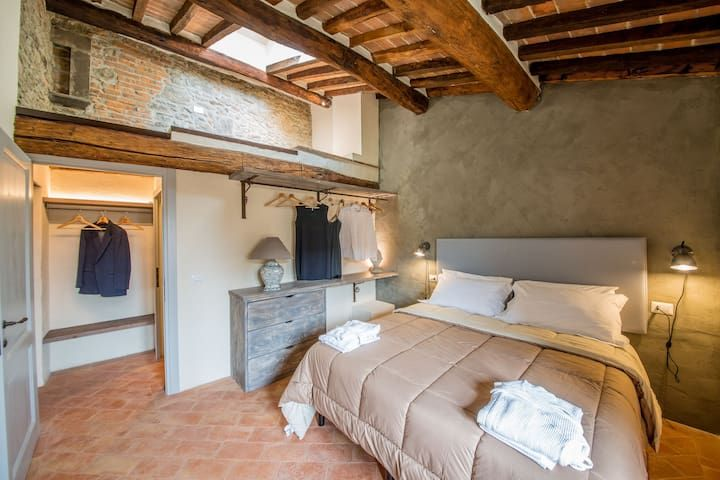 Appartement avec 2 chambres à Tuscany