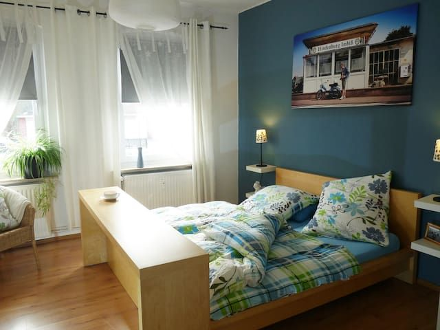 Nice Apartment with WiFi (GF)