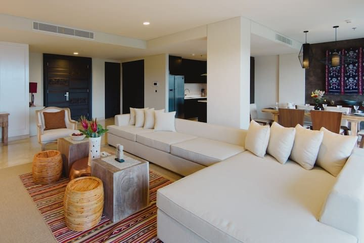 3BR Ocean View at AYANA Jimbaran area - Trois Chambres Appartement, Couchages 3