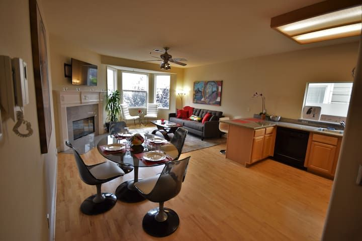 Bright and Modern 2/2 in the Heart of San Francisco's Vibrant Mission District