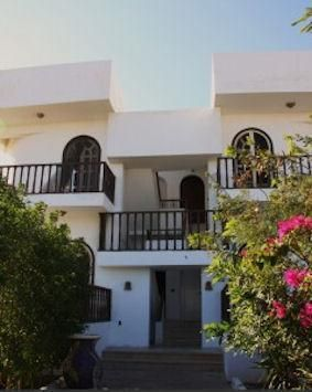 Seaview Appartment Blue Beach Dahab 40mtr from sea