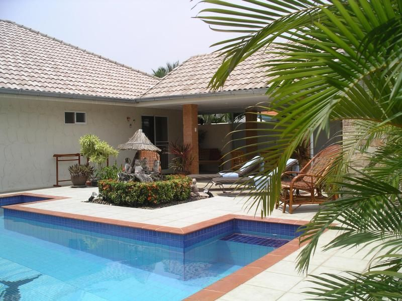 2 Bedroom private pool villa. Fully air-conditioned. Free WIFI.
