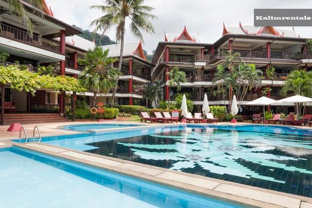 Kalim 216 , Patong, Condo 50m from the beach