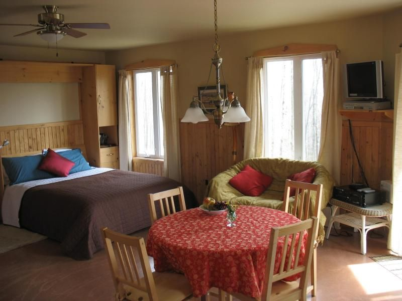 Cosy accommodation surrounded by nature! Two modern, spacious, self-catering chalets