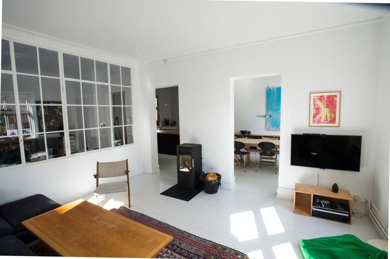 Great spacius family apartment in Vesterbro