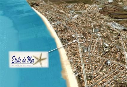 2 bedroom villa in Chatelaillon 200 m from beach