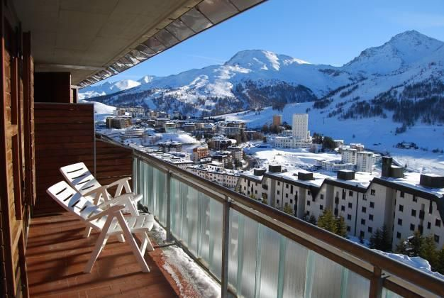 Residence Palace 2 Sestriere Trilocale