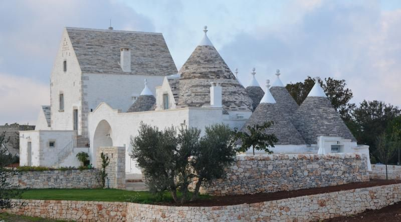 Charming trullo in the countryside