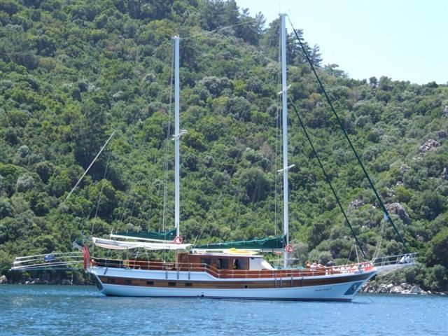 Private Yacht Charter, Gulet Charter, Blue Cruise