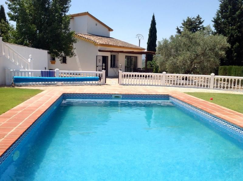 Charming Villa set in a beautiful olive grove