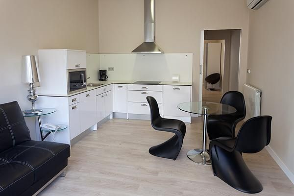 Fully equipped appartment of 40sq meters