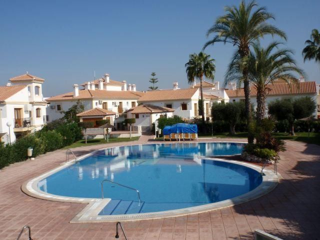 Almeria Vera Beach Apartment Ground Floor.RELAX!