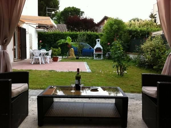 Apartment GIARDINETTO, 2 bedrooms, lounge garden