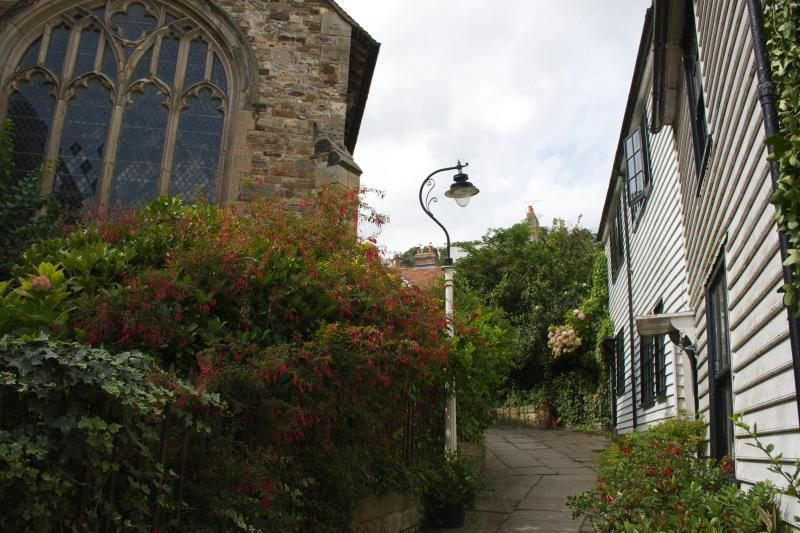 Church Passage Hastings Cottage