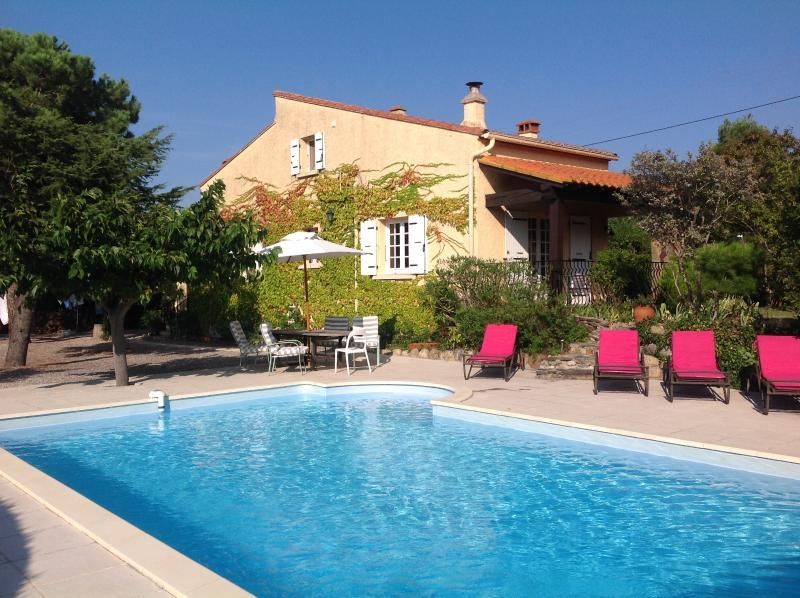 South France Villa with pool