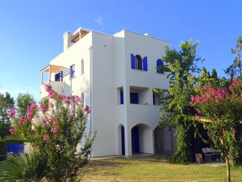 Flat with Garden close to the Beach