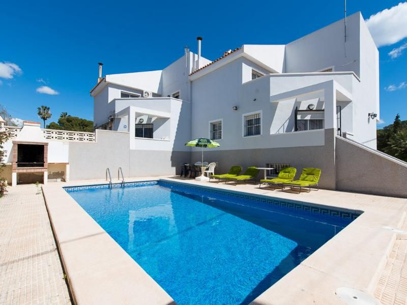 First Letting of Spacious Villa San Juan Sleeps 11