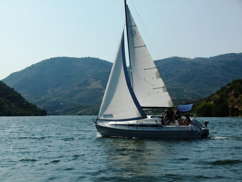 PORTO DOURO VALLEY SAIL YACHT CRUISES WITH SKIPPER