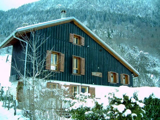 Chalet Papillon - 4 star independent, self catered
