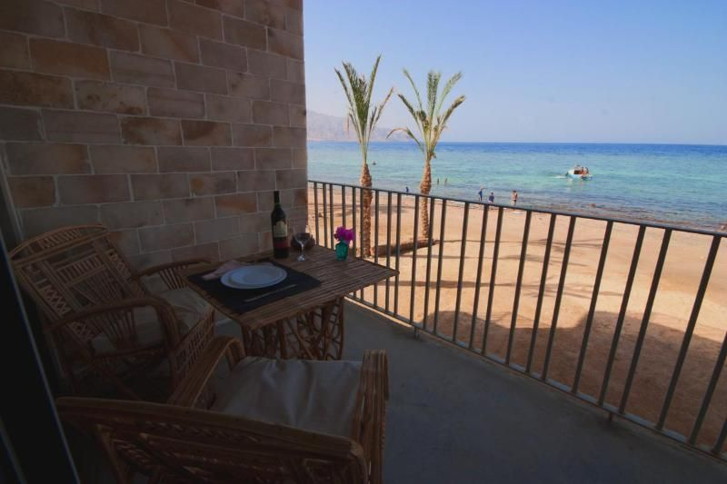 One bedroom apartment with full sea view