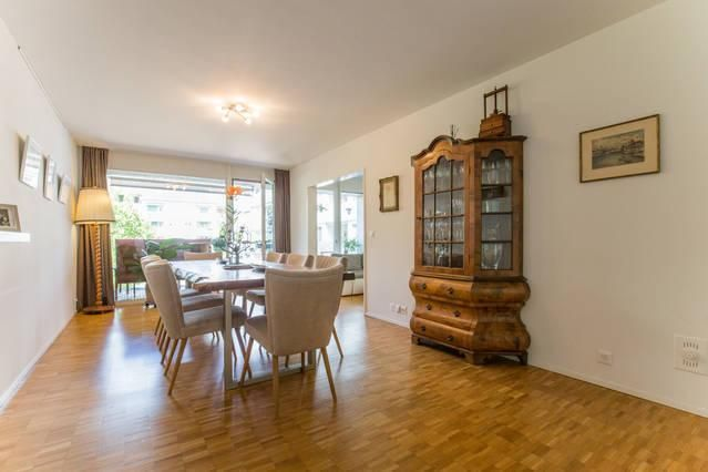 Spacious, modern & central with large balcony