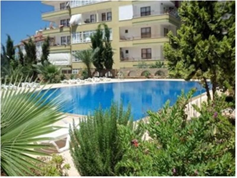 Alanya Residance Apartmant City