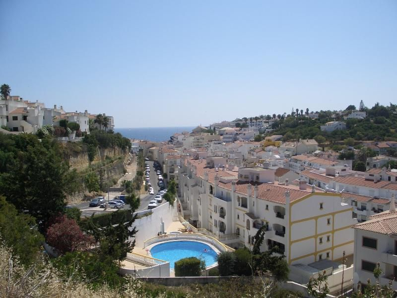 Apartment in Carvoeiro mit Pool und in Strandnaehe