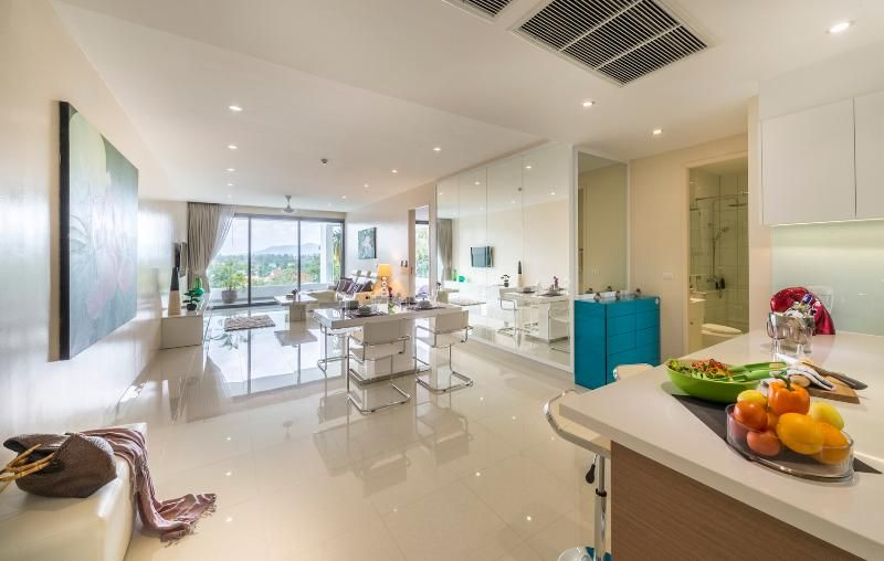 Luxury Modern 2 Bed Phuket Condo in Surin Beach