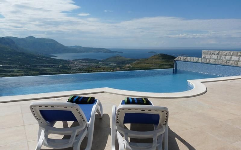 Vila Olive with private pool -  near Dubrovnik