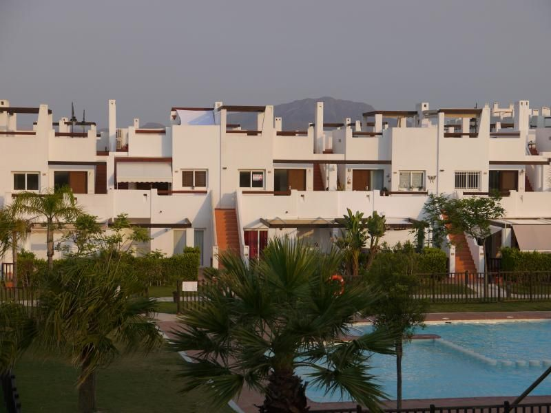 Holiday Apartment with Pool and Golf Nearby