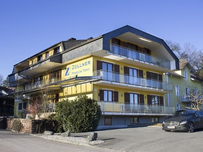 Apartment Pension Zollner in Warmbad Villach