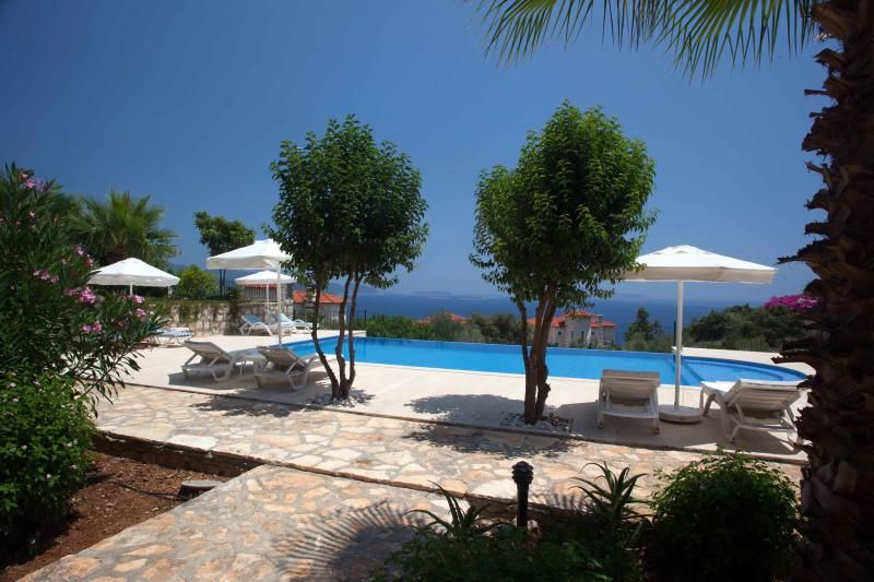 A beautiful spacious holiday home in Kas peninsula