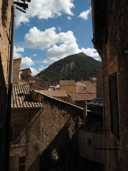 Cosy studio in the heart of Castellane